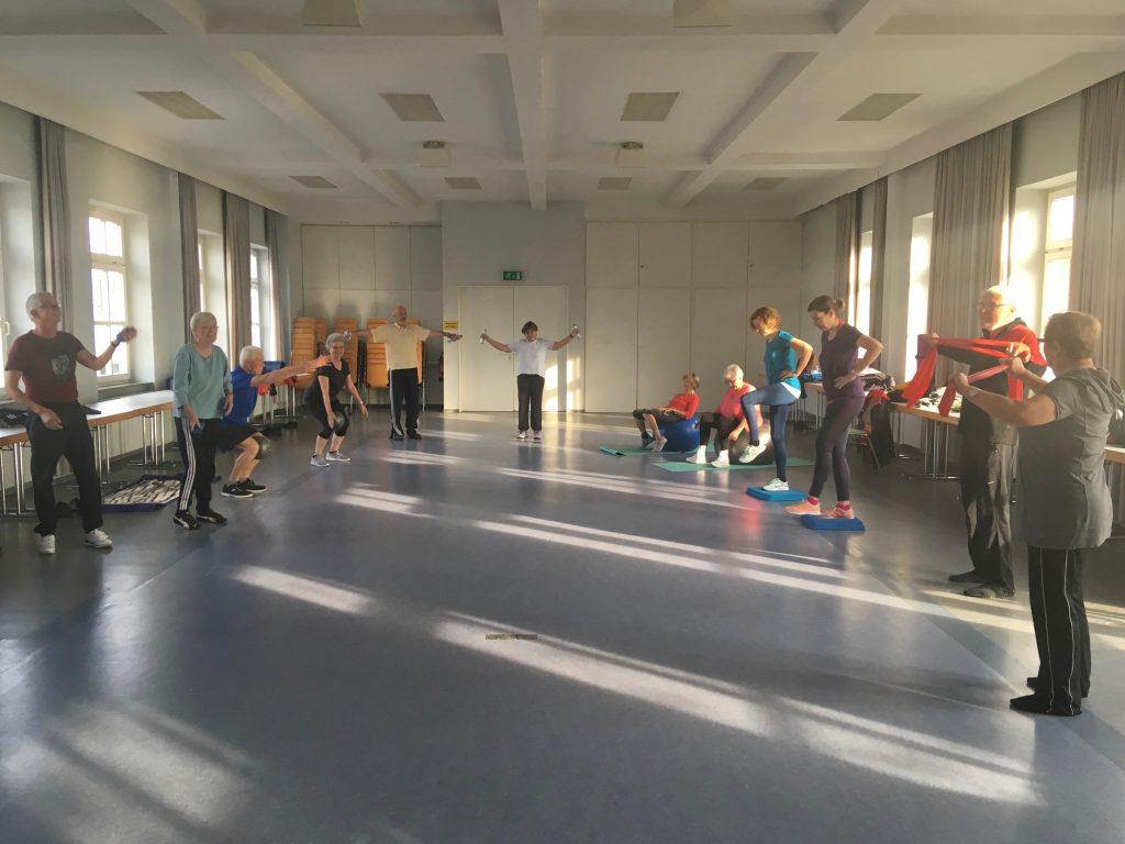 rückenschule einhausen christina matzke personal training